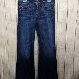 7 For all Mankind DOJO Stretch Trouser Jeans